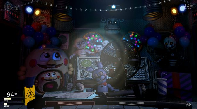 Ultimate Custom Night, Five Nights at Freddy's mashup with 50 selectable characters, is free on Steam