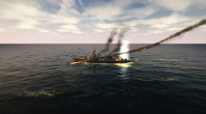 Victory At Sea Pacific is a new real-time naval strategy game, coming soon to the PC