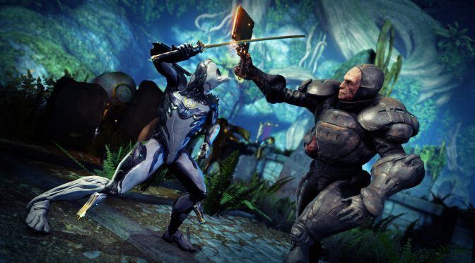 Warframe The Sacrifice, new free story DLC, is now available for download