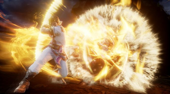 Maxi joins the Soul Calibur 6 roster