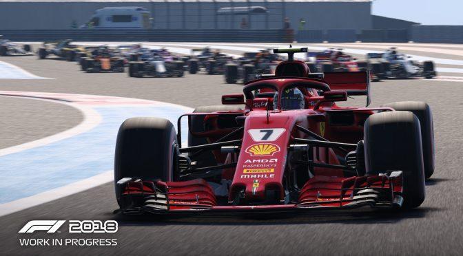F1 2018 – DX11 versus DX12 benchmarks