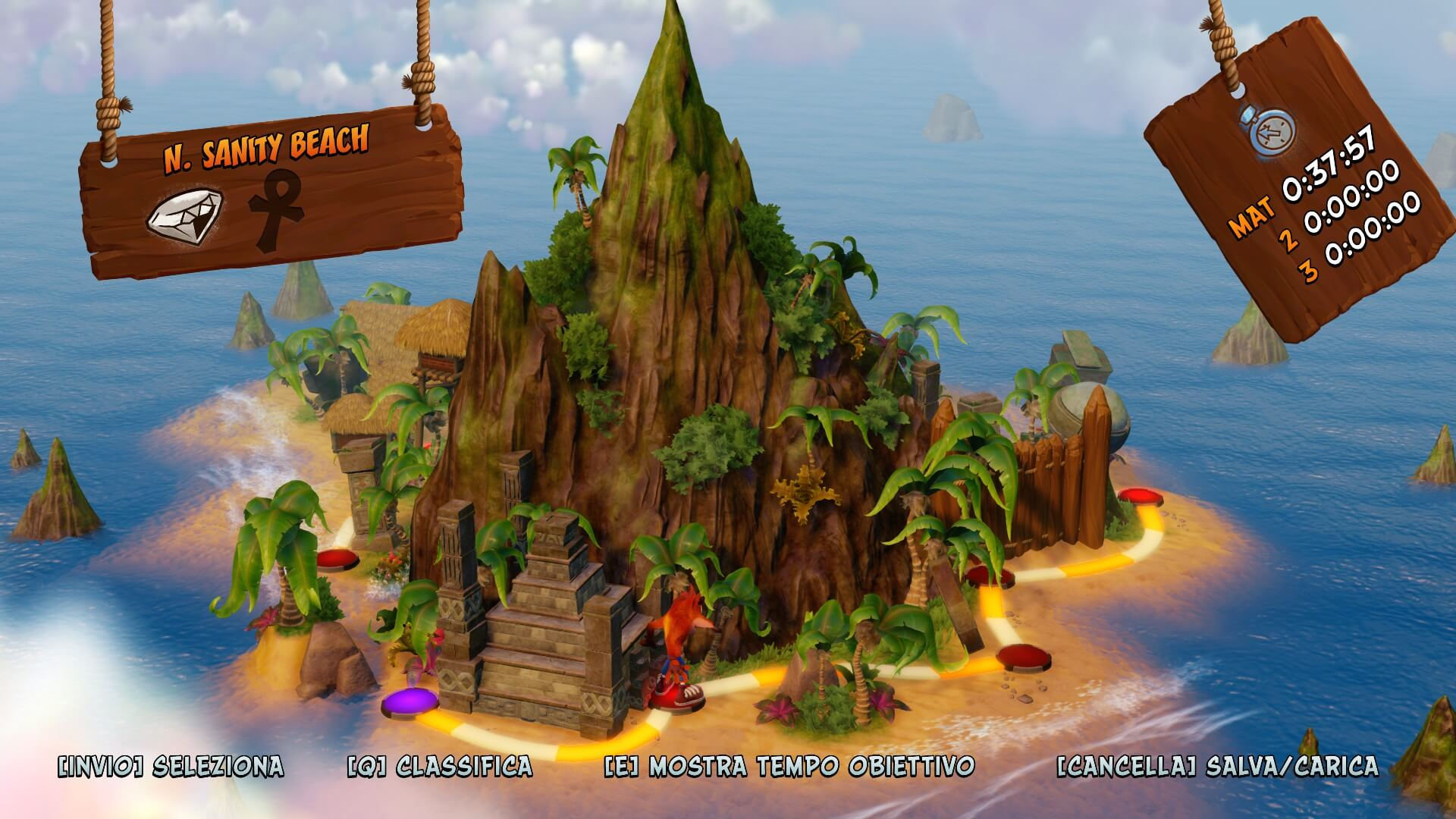 Crash Bandicoot N Sane Trilogy Review Dsogaming