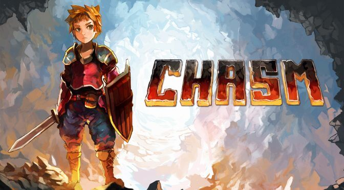 Metroidvania-style action-platformer, Chasm, releases on July 31st