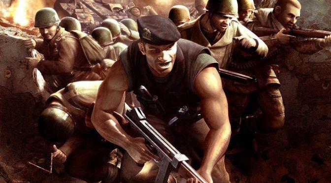 Kalypso Media is working on a next-gen Commandos game