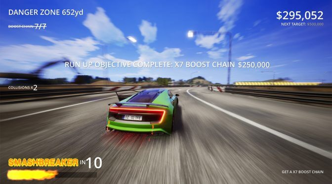 Danger Zone 2, Burnout-inspired racer, is now available on Steam, PC system requirements revealed