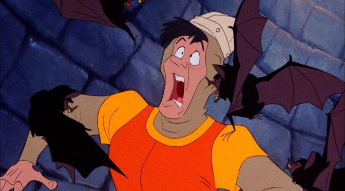The original LaserDisc trilogy of Dragon's Lair is now available on GOG