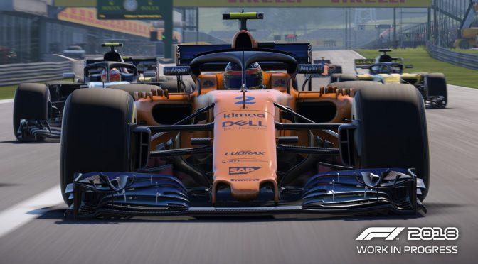 F1 2018 PC Performance Analysis