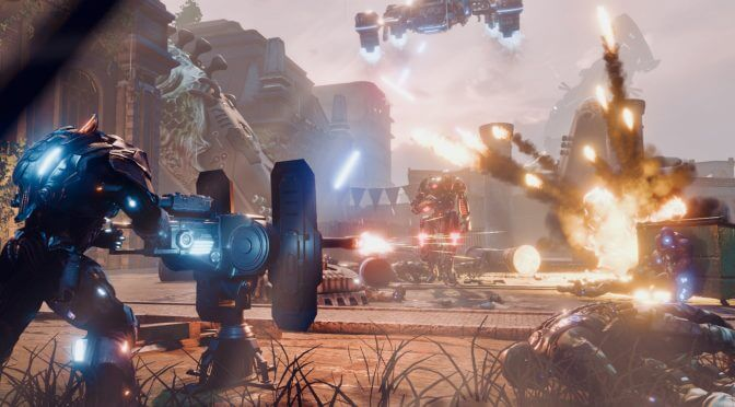 Gene Rain is a new third-person shooter, releasing in 2018, first details and screenshots