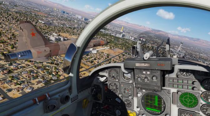 Modern Air Combat is a new flight sim from Eagle Dynamics