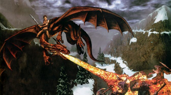 Someone is remaking the classic Drakan game in Unity Engine and there is a tech demo for you to download