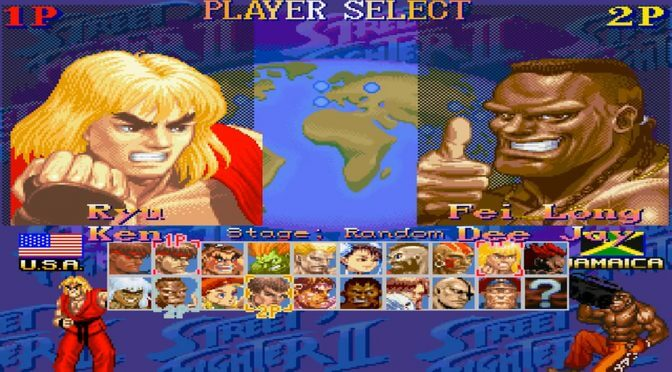 Super Street Fighter 2 Ultimate Ver  3 0 is an awesome free MUGEN
