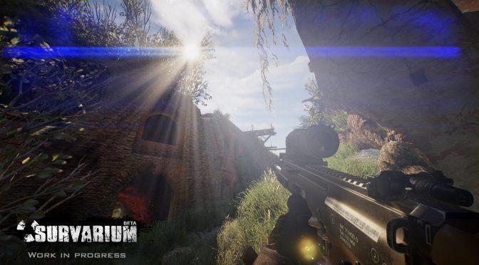 New Survarium screenshots showcase new graphics renderer and lighting system