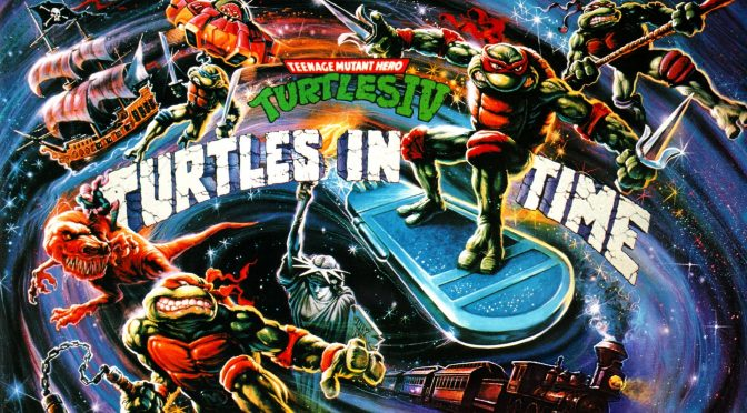 Here is TMNT: Turtles in Time Re-Shelled running in 4K and with 60fps on the Playstation 3 emulator, RPCS3