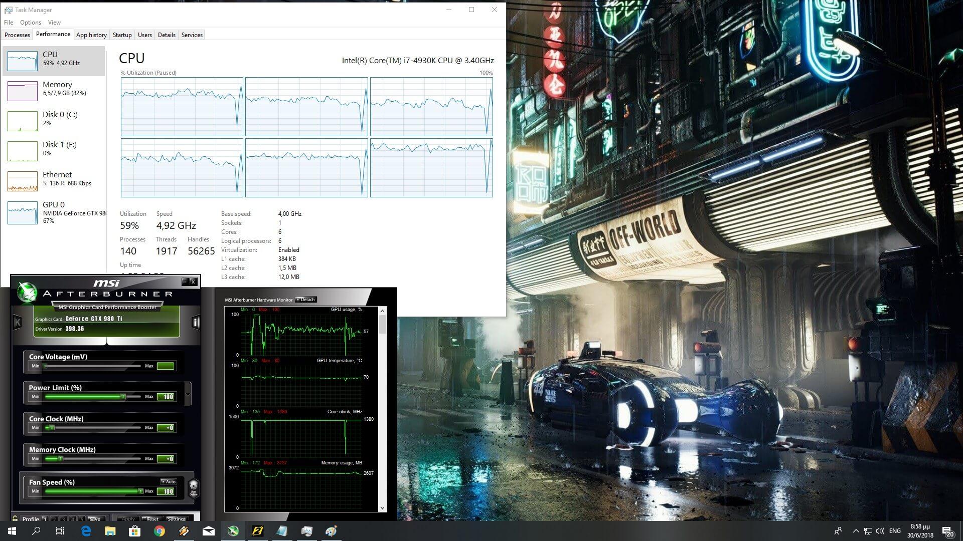 The Crew 2 PC Performance Analysis - DSOGaming