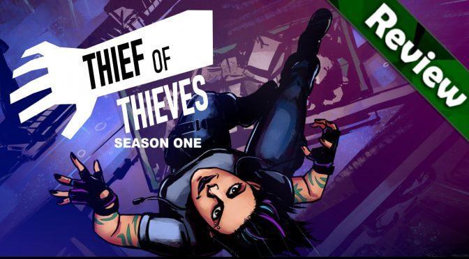 Thief of Thieves Season One Review