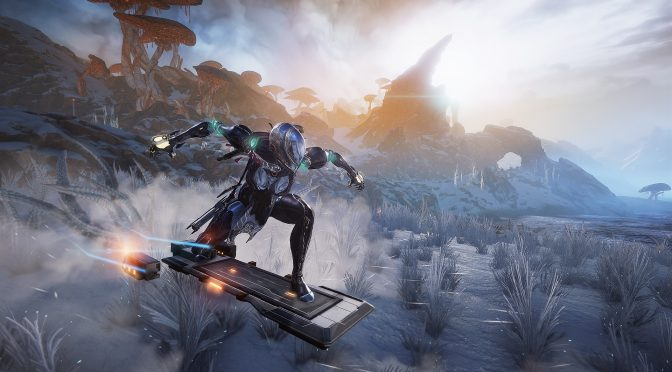 Warframe Rising Tide Update is coming soon to the PC, key features detailed