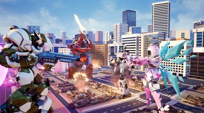 3D mech-based party brawler, Override: Mech City Brawl, releases on December 4th