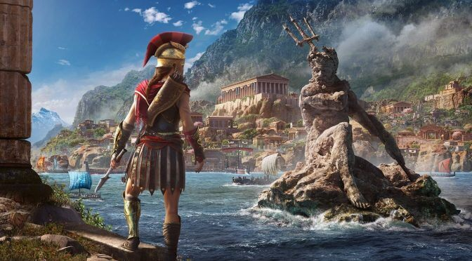 Gamescom 2018 trailers for Assassin's Creed Odyssey, BIOMUTANT, Darksiders 3, The Division 2 and more