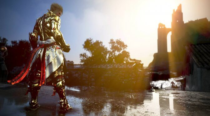 Black Desert Online is free to play this weekend on Steam, can be downloaded right now