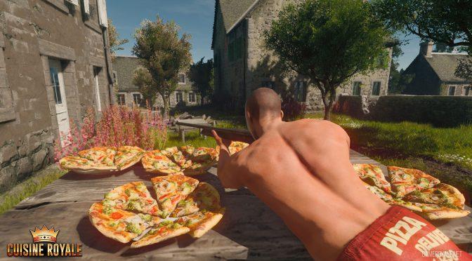 Cuisine Royale – Italian Season Gamescom 2018 Hands-on