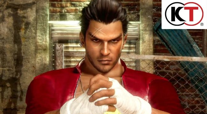 Rig and Diego join Dead Or Alive 6's roster, to be showcased during EVO 2018