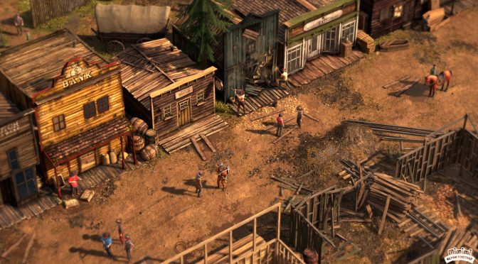 Desperados 3 closed beta phase begins on July 9th, sign-ups are now open