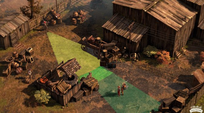 Here are 20 minutes of gameplay footage from the Gamescom 2019 demo of Desperados 3