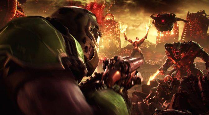 Doom Eternal vs Doom 2016 Graphics Video Comparison
