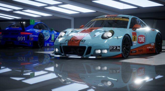 GTR3 will be showcased at Gamescom 2018, brand new screenshot released