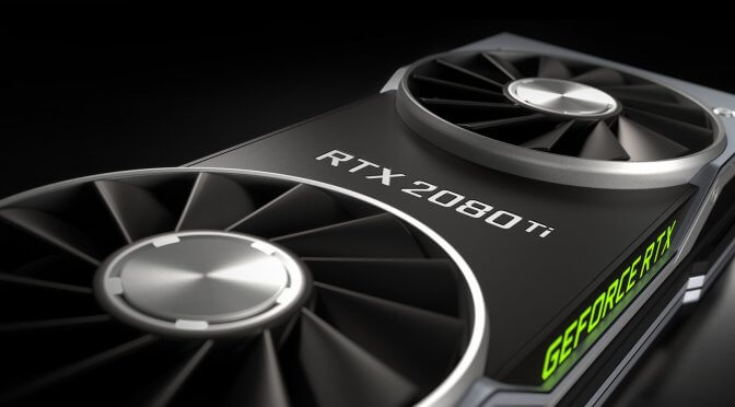 GeForce RTX 2080Ti feature