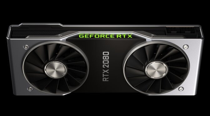 First NVIDIA GeForce RTX2080 gaming benchmarks revealed, 50% faster in some games than the GTX1080, almost 100% faster with DLSS