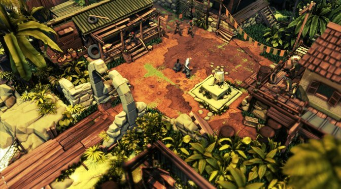 Jagged Alliance: Rage! has been delayed, now releasing on December 6