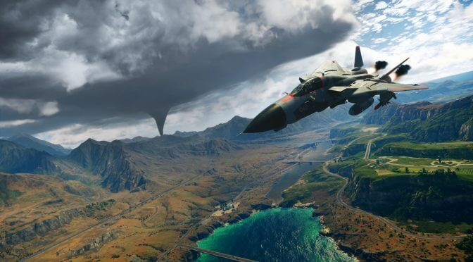 Just Cause 4 gets a brand new cinematic trailer