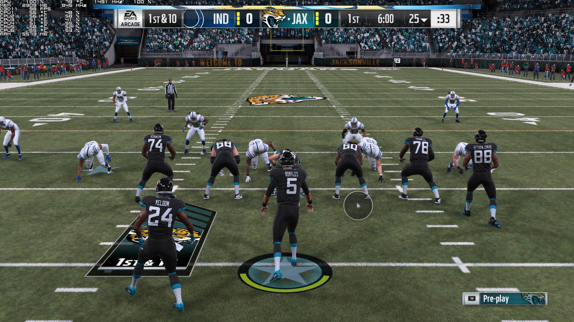 Madden NFL 19 PC Performance Analysis - DSOGaming