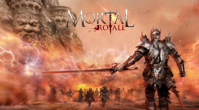 Mortal Royale, free to play fantasy battle royale game supporting 1000 players, releases today