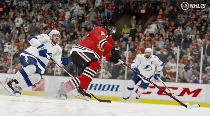 NHL 19's Creative Director William Ho says that EA Sports may bring it to the PC if there is demand