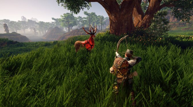 Open world action-RPG, Outward, to be published by Deep Silver