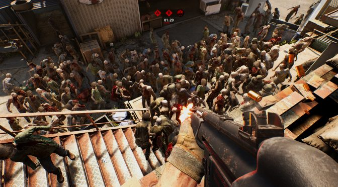 Overkill's The Walking Dead was mostly developed with Unreal Engine 4 tutorials