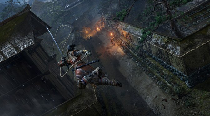 New screenshots released for FromSoftware's new game, SEKIRO: SHADOWS DIE TWICE
