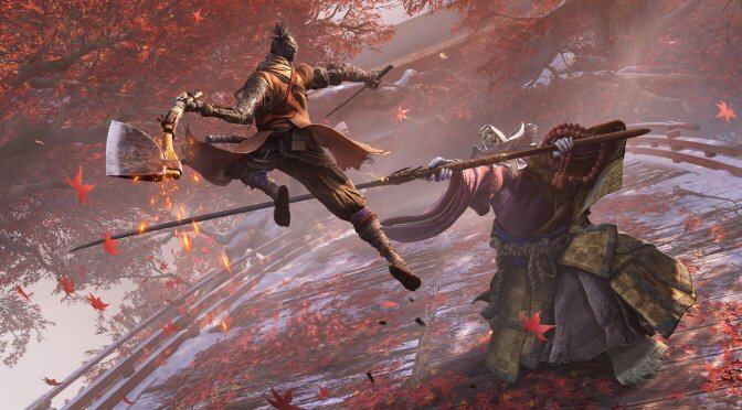 Sekiro: Shadows Die Twice gets an Enemy and Item Randomizer Mod