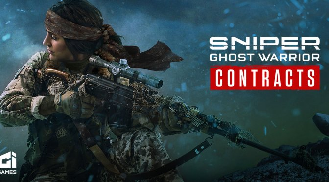 CI Games announces Sniper Ghost Warrior Contracts, first details, features a more optimized engine