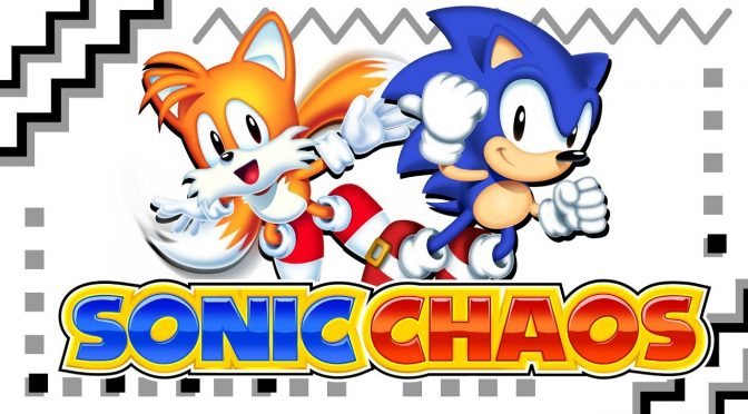 SEGA Game Gear's 8-bit Sonic Chaos gets an incredible fan remake, demo available later today [UPDATE: Demo available]