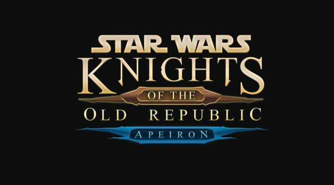 Star Wars: Knights of the Old Republic fan remake in Unreal Engine 4, Apeiron, has been shut down by Lucasfilm