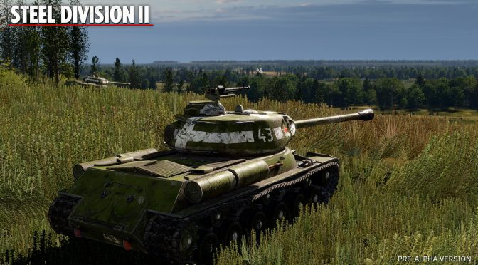 New in-game trailer released for upcoming real-time strategy game, Steel Division 2