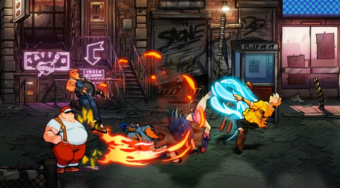 Here are 8 minutes of gameplay footage from the PAX West 2019 demo of Streets of Rage 4