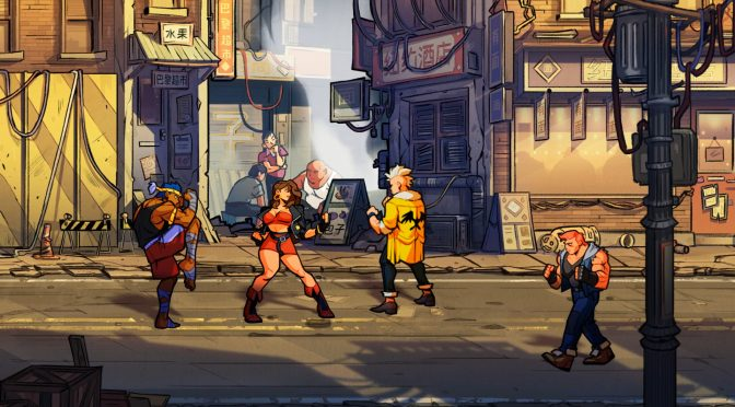 Here are 10 minutes of gameplay footage from Streets of Rage 4 [off-camera]