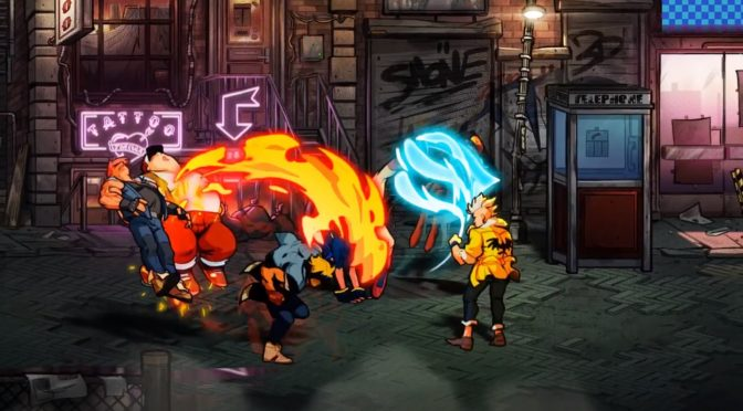 Streets of Rage 4 has been officially announced, first gameplay footage revealed