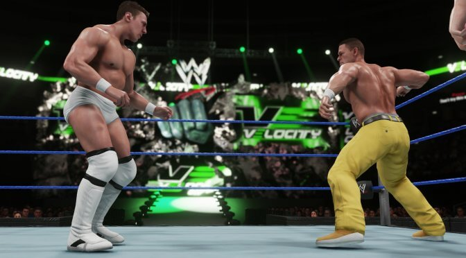 Major gameplay features revealed for WWE 2K19