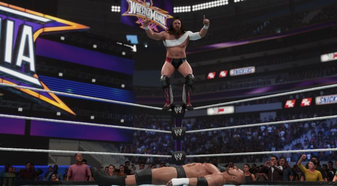 Here is your first look at the MyCAREER mode of WWE 2K19