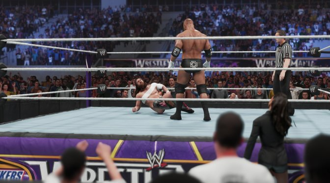 First gameplay trailer released for WWE 2K19